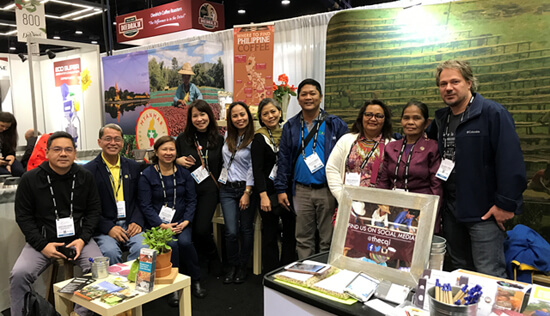 2017 Global Specialty Coffee Expo in Seattle